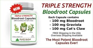 Triple Strength Capsules