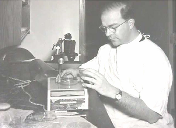 Dr. Frederic Mohs